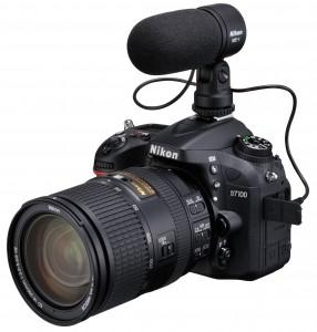 Nikon announce the new D7100