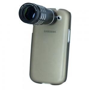 GS3-T910-W-CASE 12x Telephoto Lens