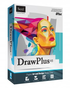New illustration software package from Serif!