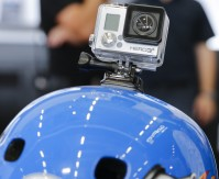 Stand: GoPro, Halle 9
