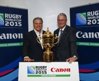 canon Brett Gosper Rugby World Cup Limited and Rokus van Iperen Canon Europe Middle East & Africa